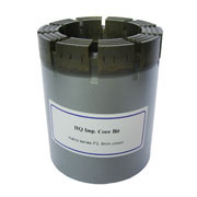 HQ impregnated diamond core bit