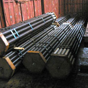 drilling rods packaging for ocean shipping